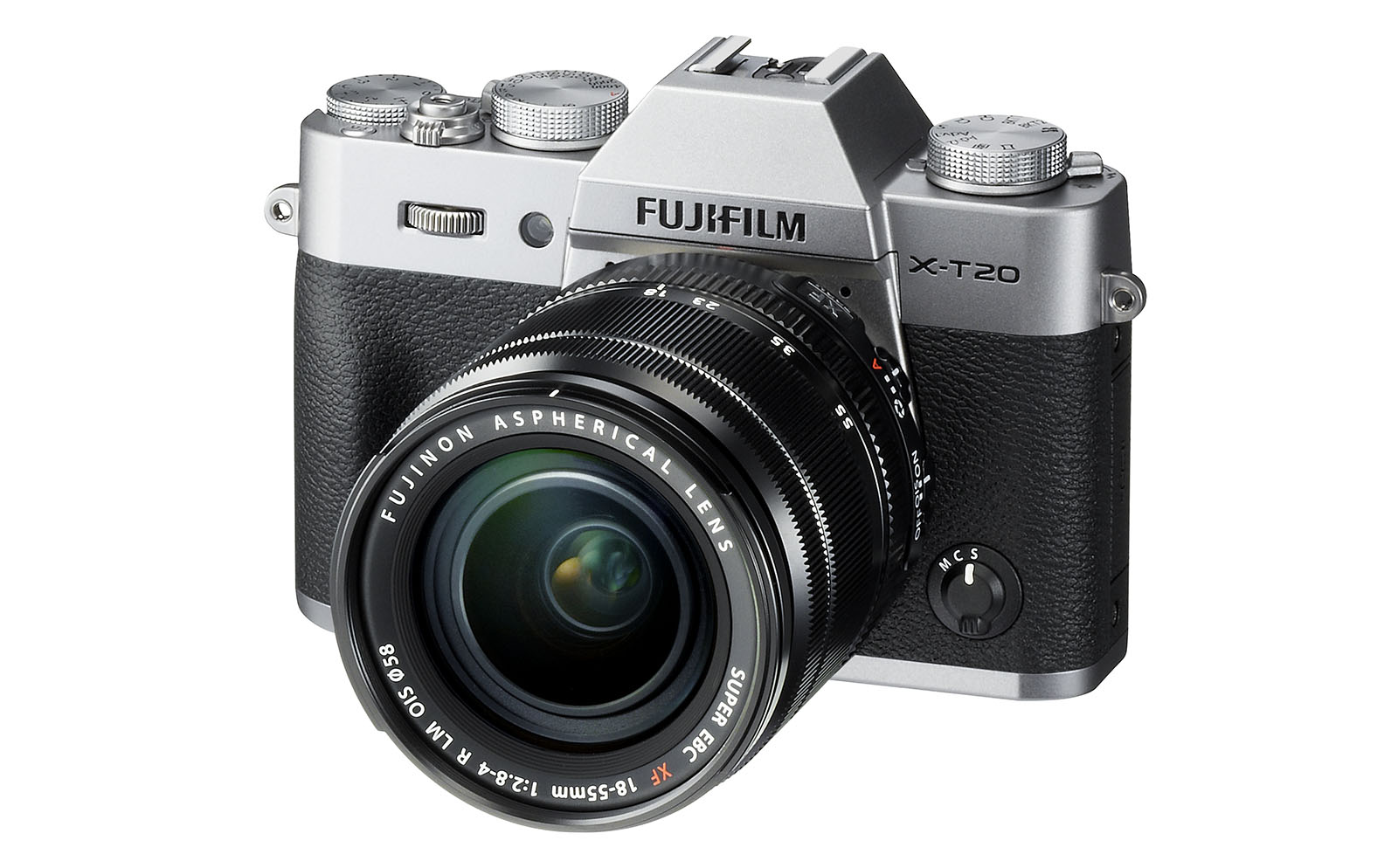 Fujifilms X T20 Is An Affordable Compact Take On The T2