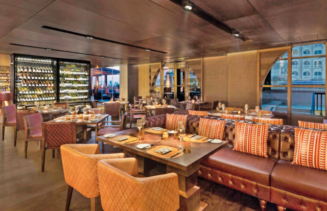 Hotel review: Jumeirah Zabeel Saray, Dubai
