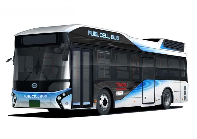 トヨタの「MIRAI」に続く燃料電池車はコレ!! メリットいっぱいの「トヨタ FCバス」を都バスから実用化開始!!