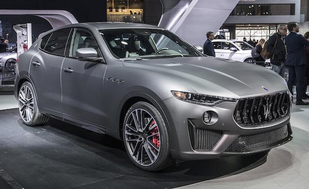 【NYオートショー2018】マセラティ、フェラーリ製V8ツインターボ・エンジンを搭載した高性能SUV「レヴァンテ トロフェオ」を発表!