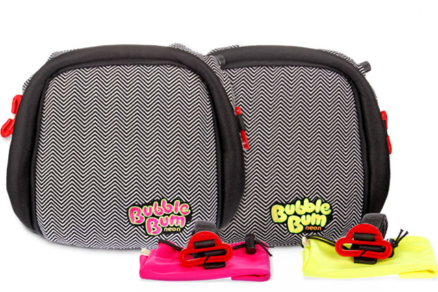 WIN A BubbleBum Car Booster Seat Perfect For Back To School