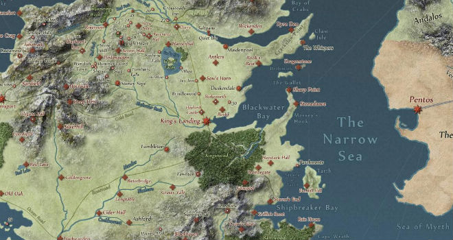 game of thrones westeros map