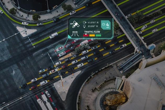 マッピング専門企業のHERE、路上を走るアウディ、BMW、メルセデス・ベンツからデータを取得