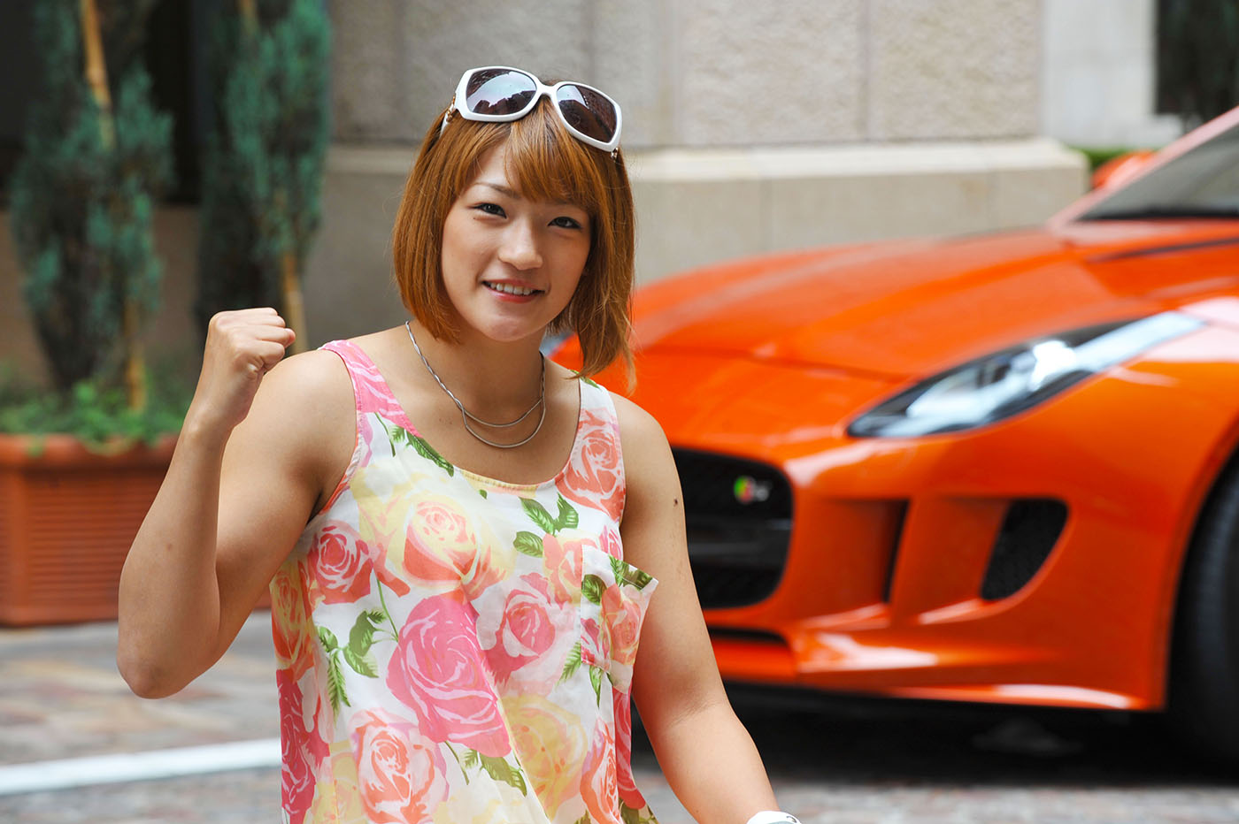 jaguar F-TYPE S VS ShootBoxing RENA