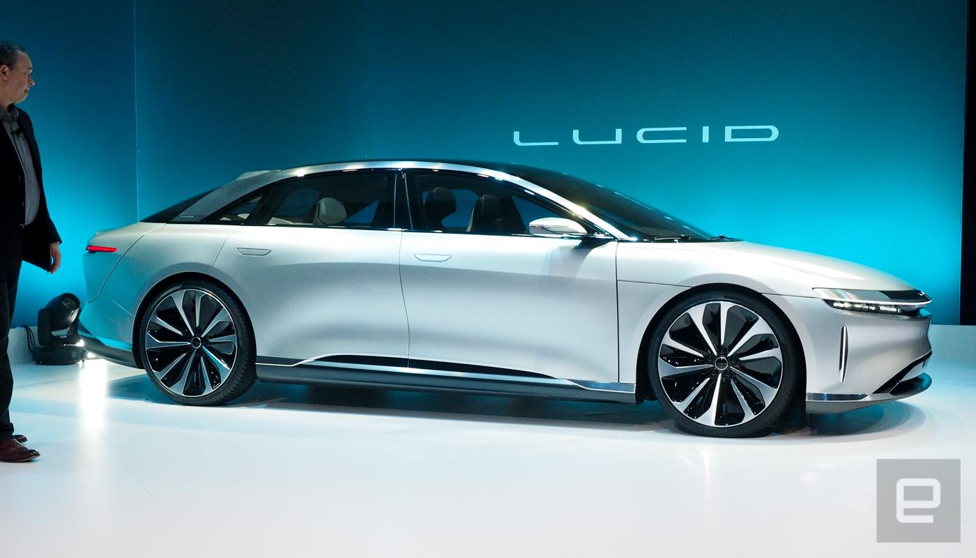 That Car Has A Range Of 400 Miles Per Charge Olympus Digital Camera