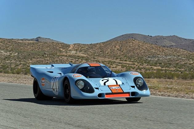 ポルシェ、レストアした「917K」でクラシックレーシングカー向け新プログラムをアピール