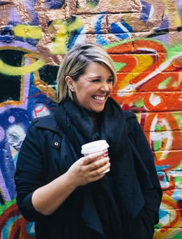 Sarah Pearce from Travelshoot had the idea for her business when she was in New York on holiday with...