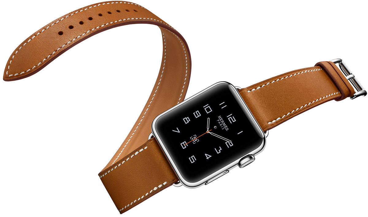 herms bags - Apple reveals new Watch colors and a leather Hermes band