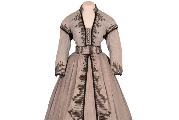The dress worn by Vivien Leigh.