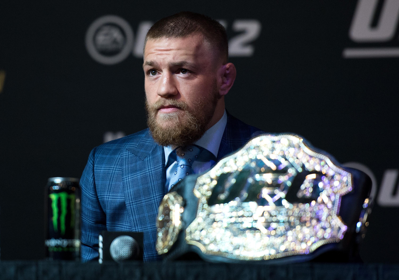 UFC 196 - Press Conference