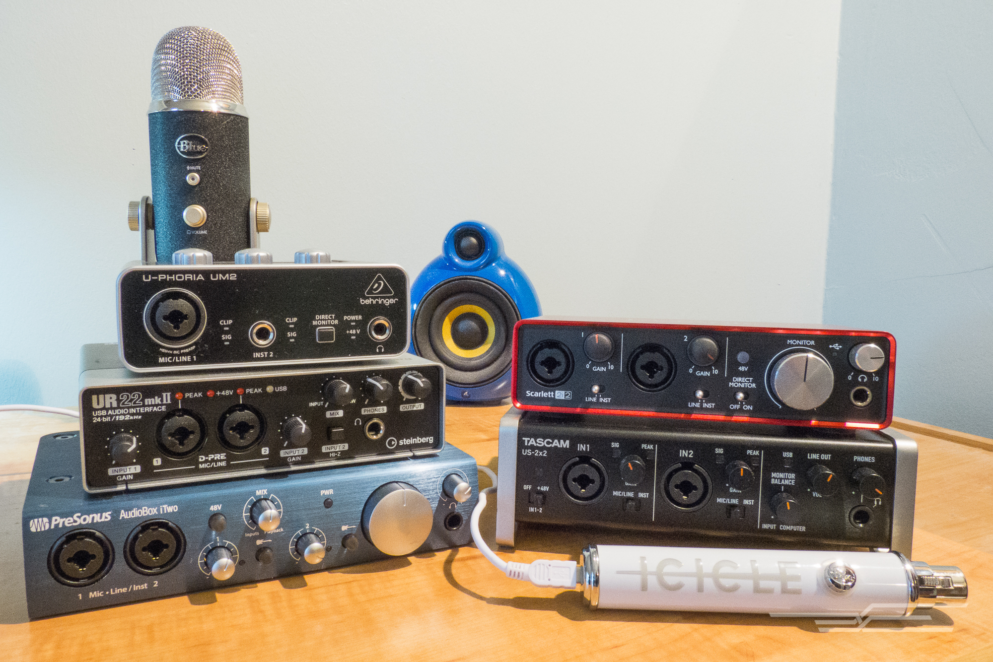 The best usb audio interface how we picked and tested sciox Choice Image