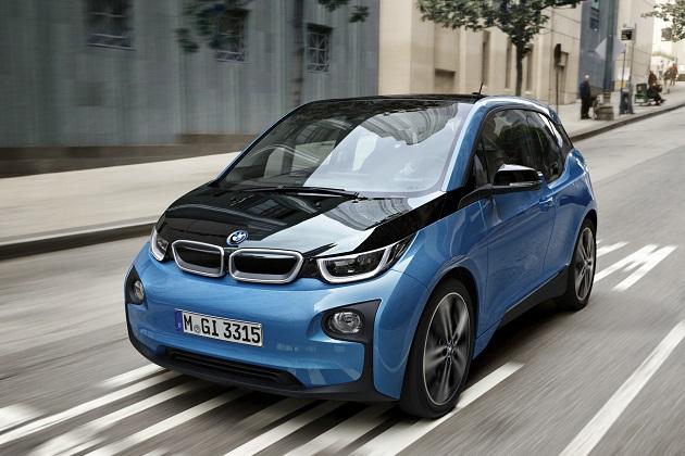 BMW、バッテリー容量が50%増えた「i3」を米国で発表