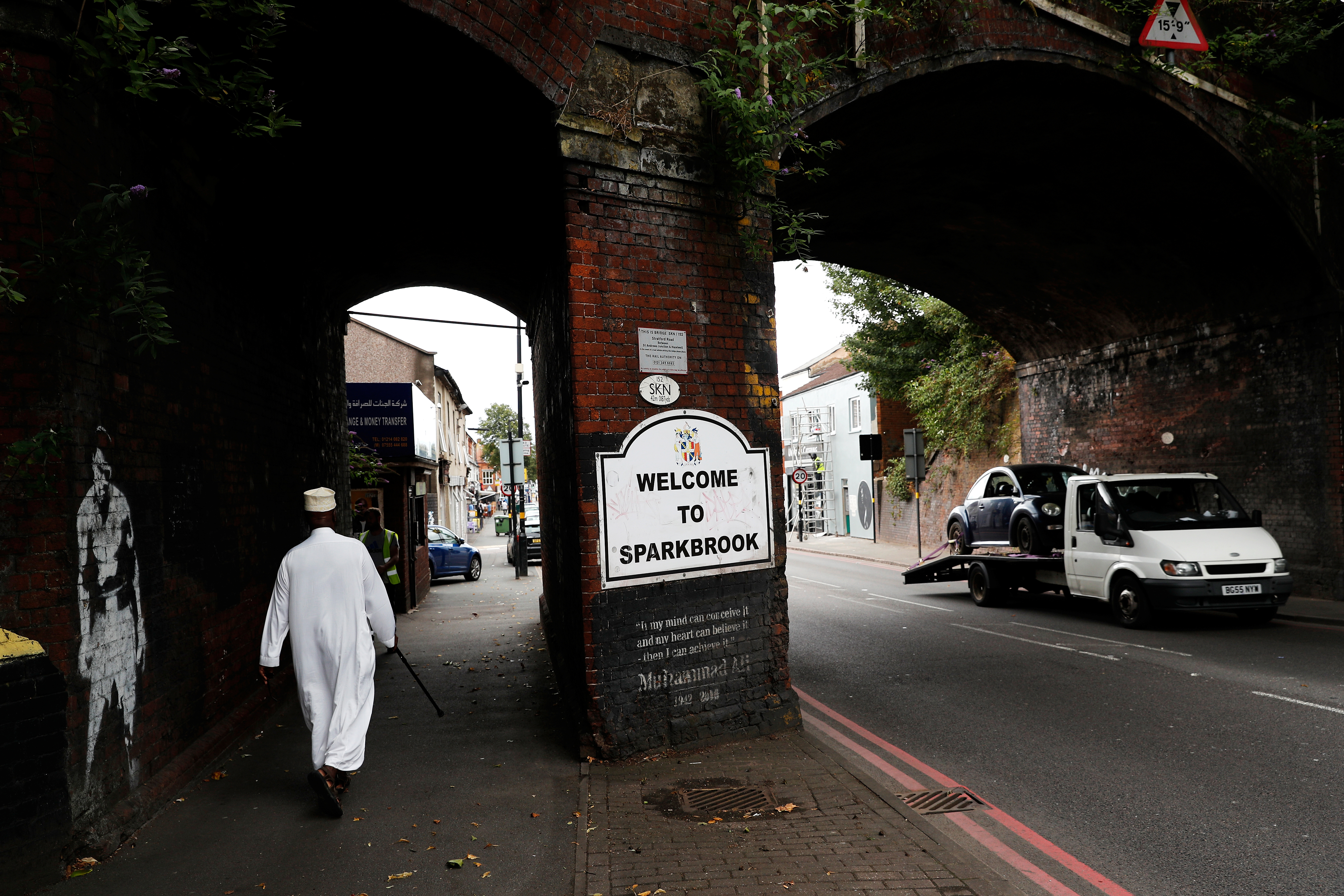 Deep Sadness And Growing Distrust: Inside The Neighbourhood That's Produced A Tenth Of The UK's Convicted Islamist