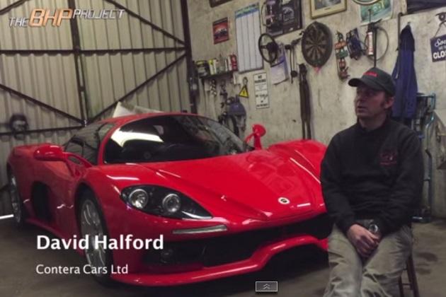 【ビデオ】グループCレースカーへの情熱から生まれた、英コンテラ社のスーパーカー「MD1」