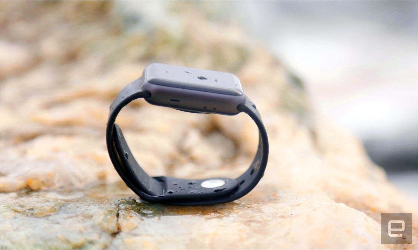 4418068e3 Apple Watch Series 2 review (as written by a marathoner)