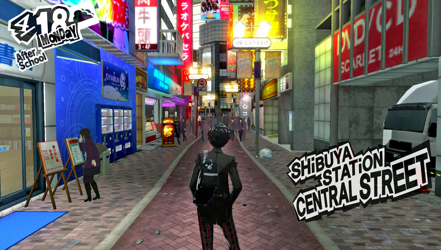 'Persona 5' took me back to Tokyo