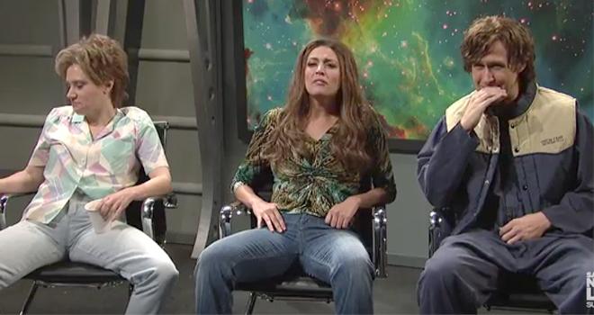 Ryan Gosling Can't Stop Laughing Through SNL's 'Close ...