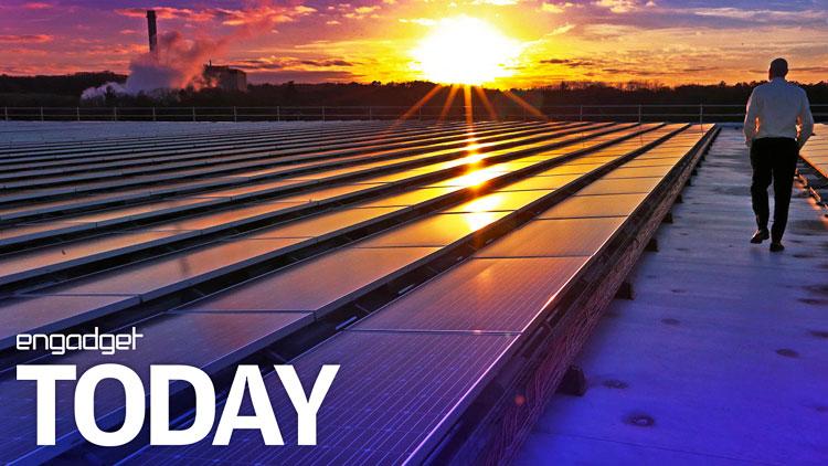 Trump's 30-percent solar panel tariff could eliminate 23,000 US jobs | Engadget Today