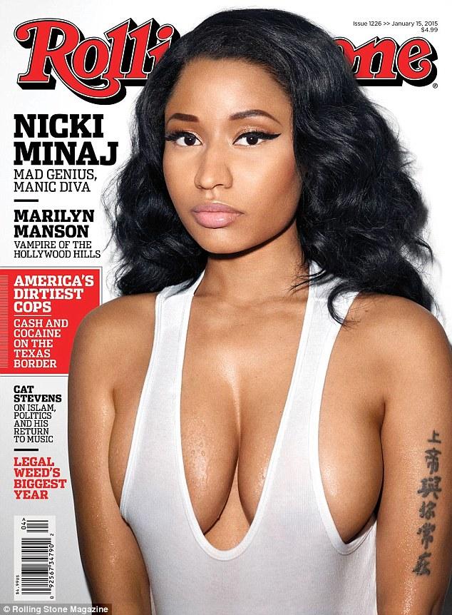 Nicki Minaj, Rolling Stone