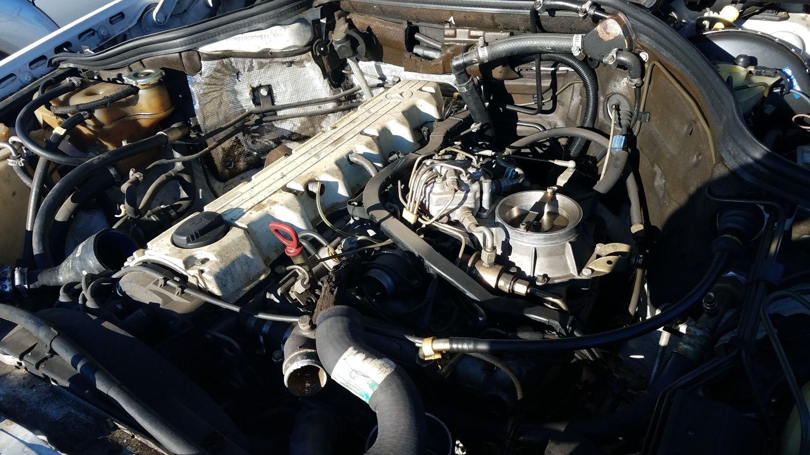 Junkyard Gem: 1989 Mercedes 300 TE station wagon | Autoblog