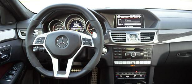 2014 Mercedes-Benz E63 AMG S 4Matic Wagon