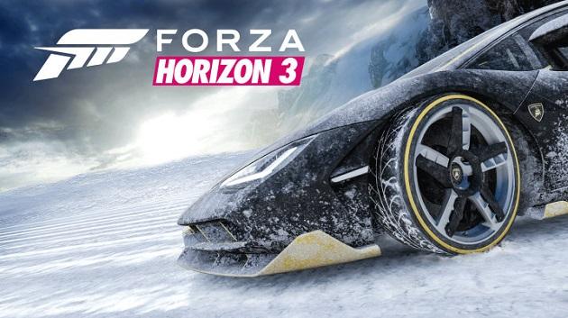【ビデオ】『Forza Horizon 3』に新型「NSX」を含むカーパック第2弾が登場! 冬の天候を再現した拡張パックも年内に発売