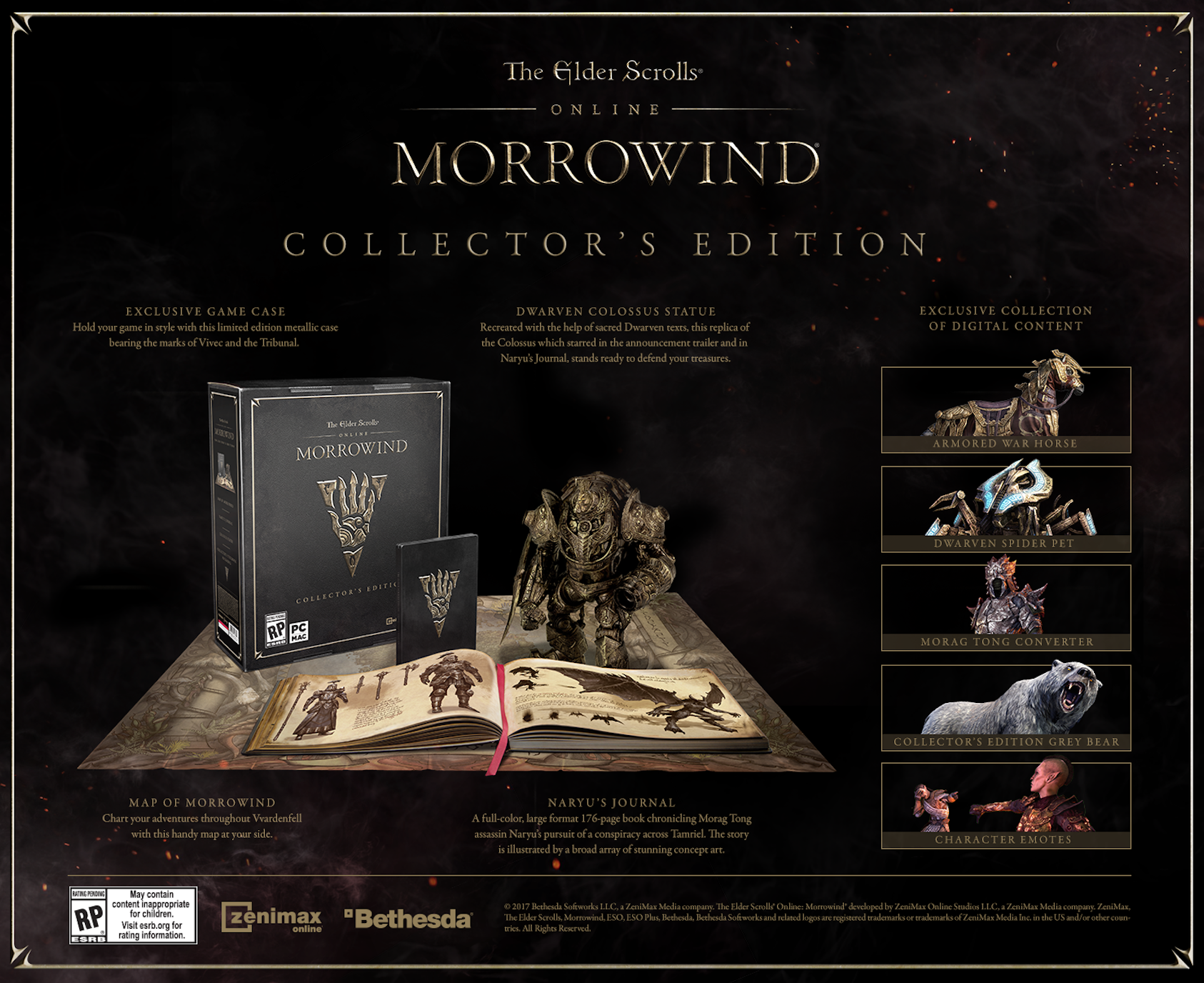 Morrowind Expansion Announced for The Elder Scrolls Online