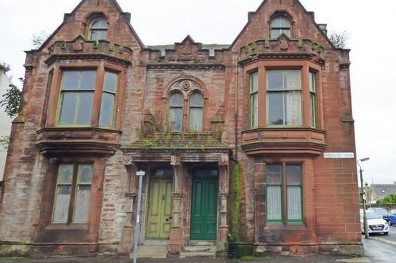 Listed house on the market for £1... what's the catch?