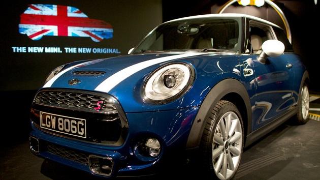 MINIの電気自動車モデル、英国のEU離脱により他国で生産される可能性が浮上