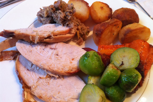 Mary Berry's Christmas Stuffing Recipe