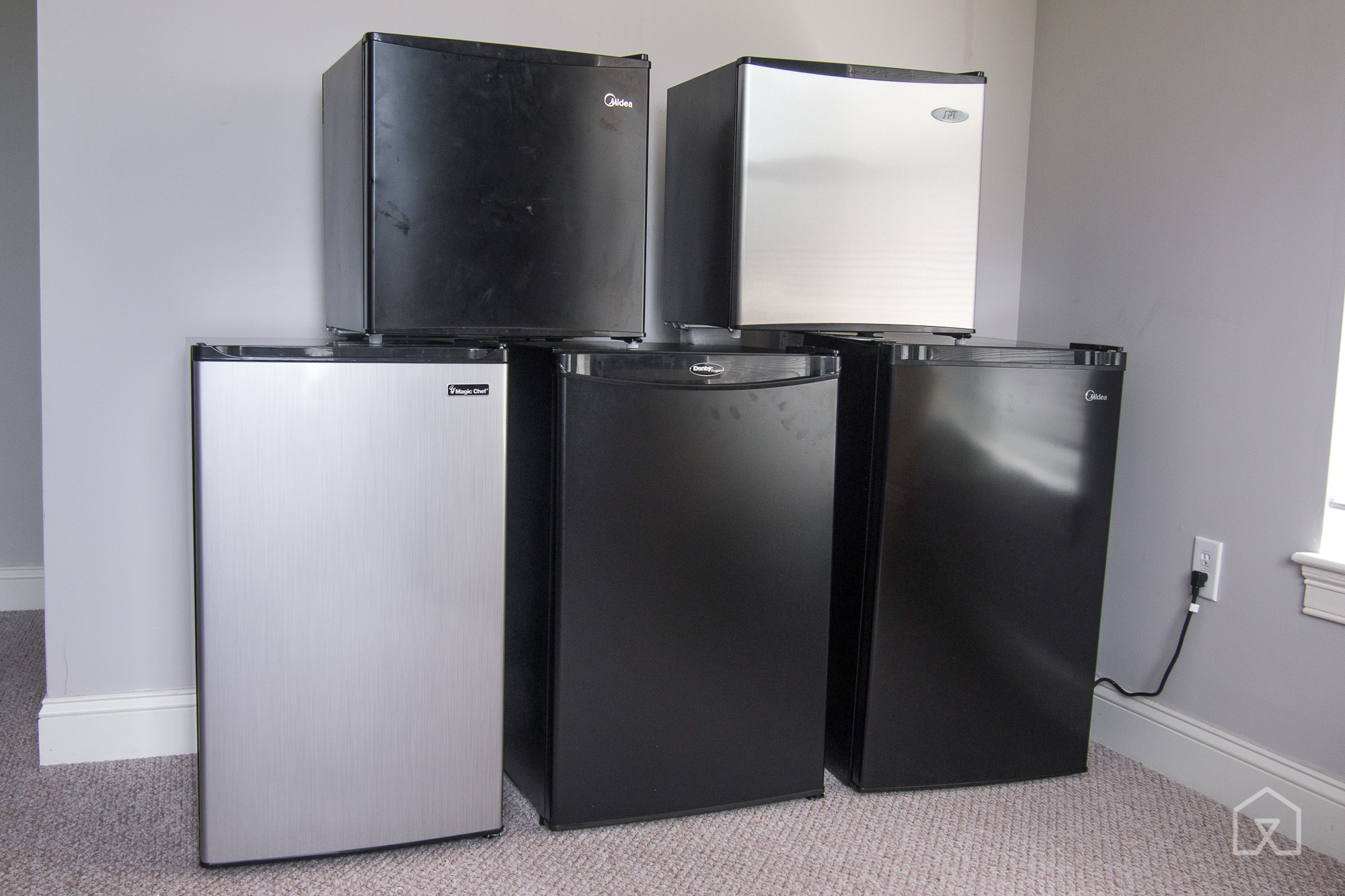 the best mini fridge how we picked and tested