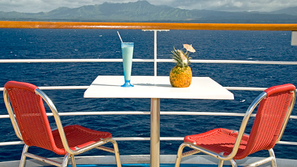 Picking a cruise