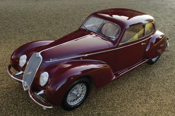 Mussolini Alfa Romeo