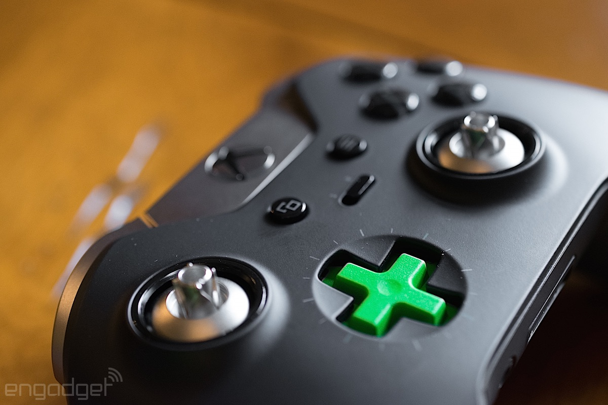 Xbox One Elite controller review: A better gamepad at a