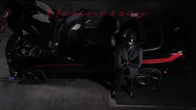 【ビデオ】ヘネシーがシボレー「カマロ」を1,000馬力にチューンした「エクソシスト」に、コンバーチブルも登場!