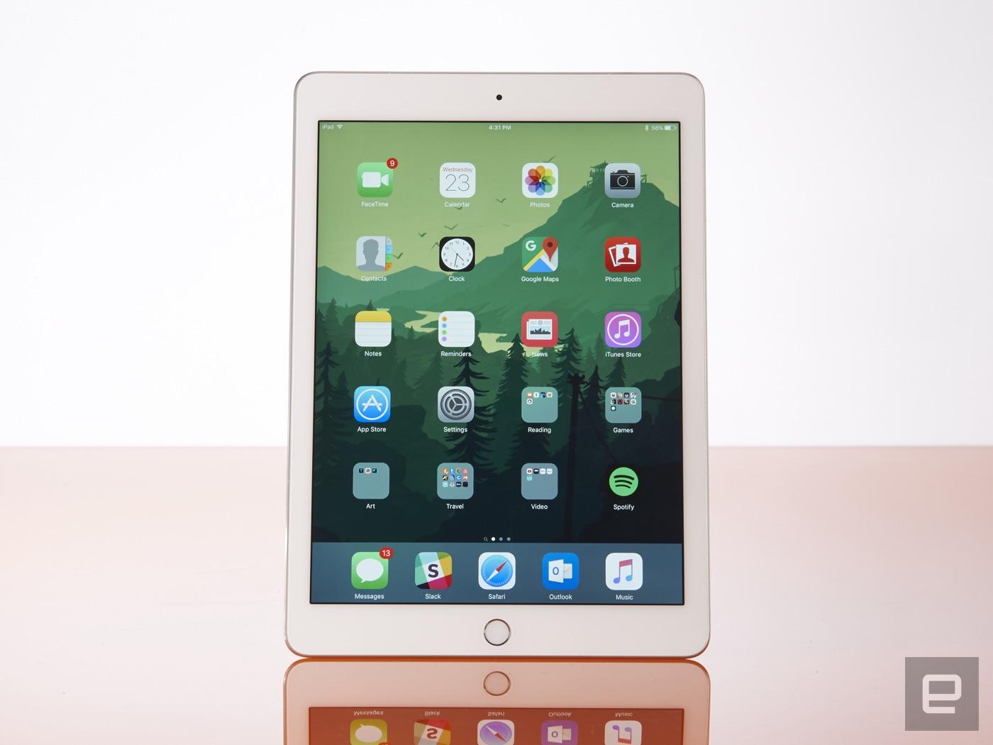 ipad pro 9 7 review apple 39 s best tablet but it won 39 t. Black Bedroom Furniture Sets. Home Design Ideas