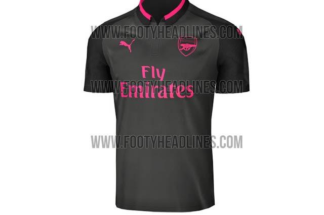 Arsenal Third kit 2017/18