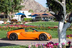 Bugatti Dynamic Driving Experience