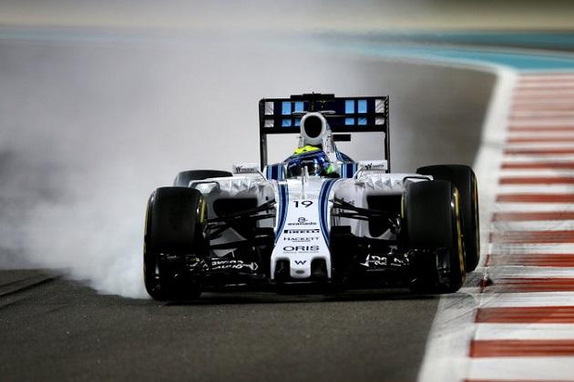 これがウィリアムズの新型F1マシン「FW38」のエンジン音!