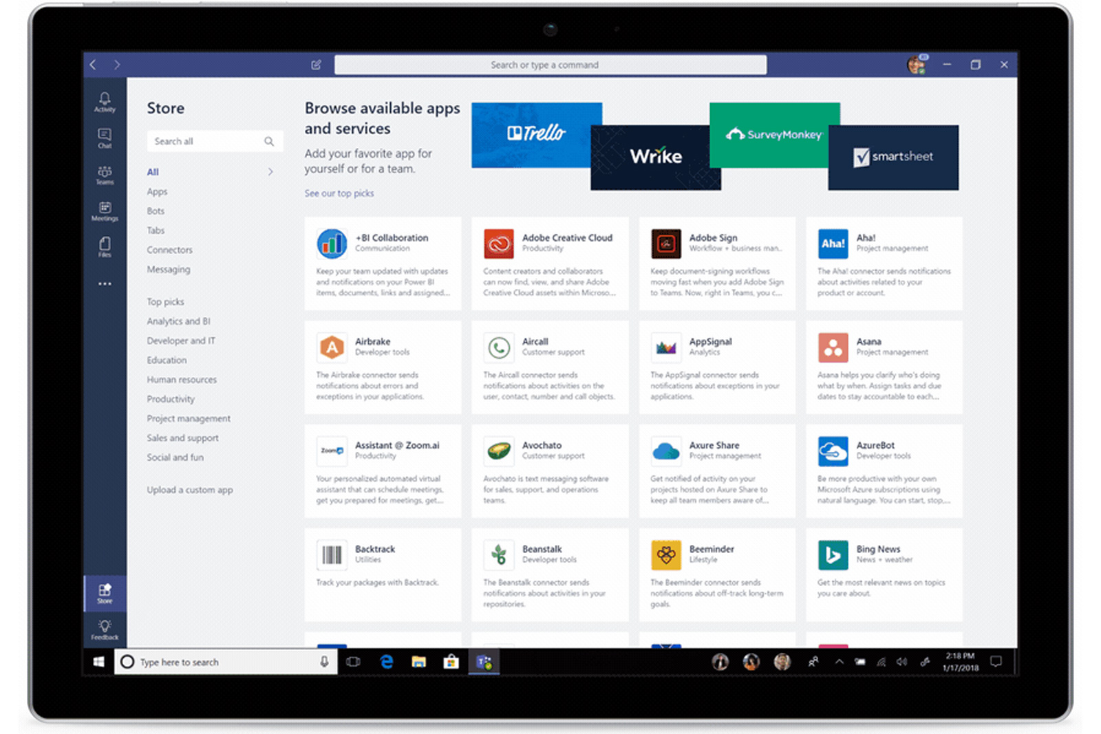 windows app store for pc free download