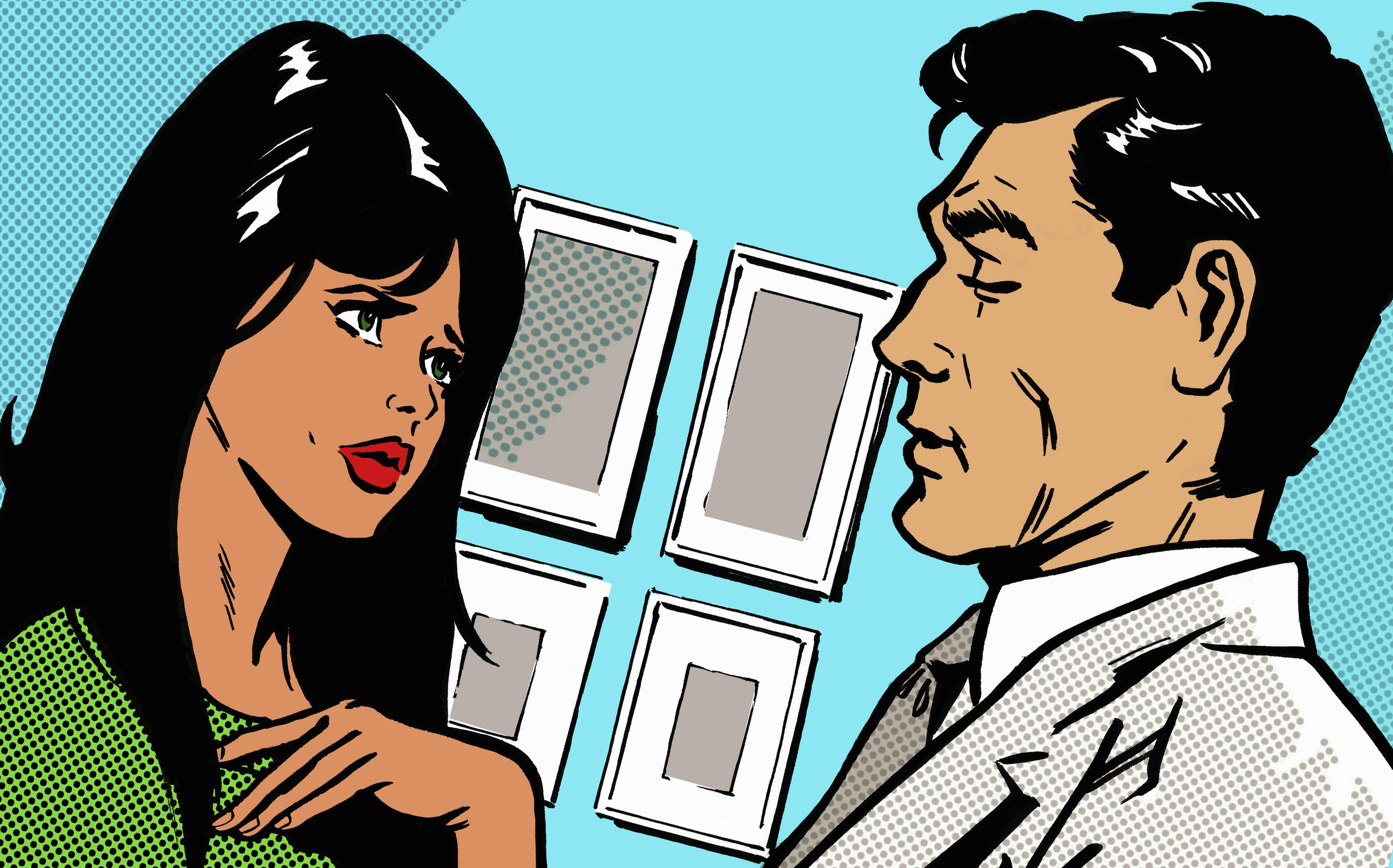 6 mujeres cuentan su experiencia al salir con hombres mucho mayores que