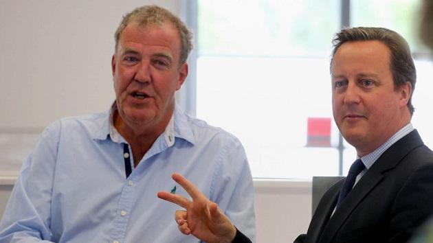 ジェレミー・クラークソン、EU離脱に向かう英国民を鼓舞