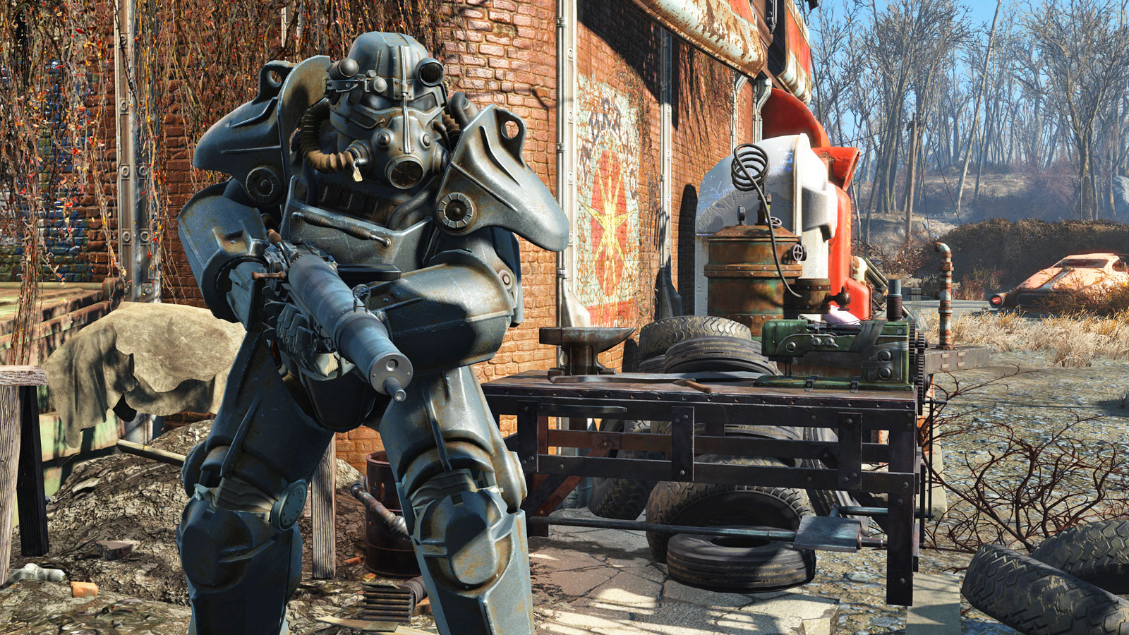 how to disable high resolution add on fallout 4