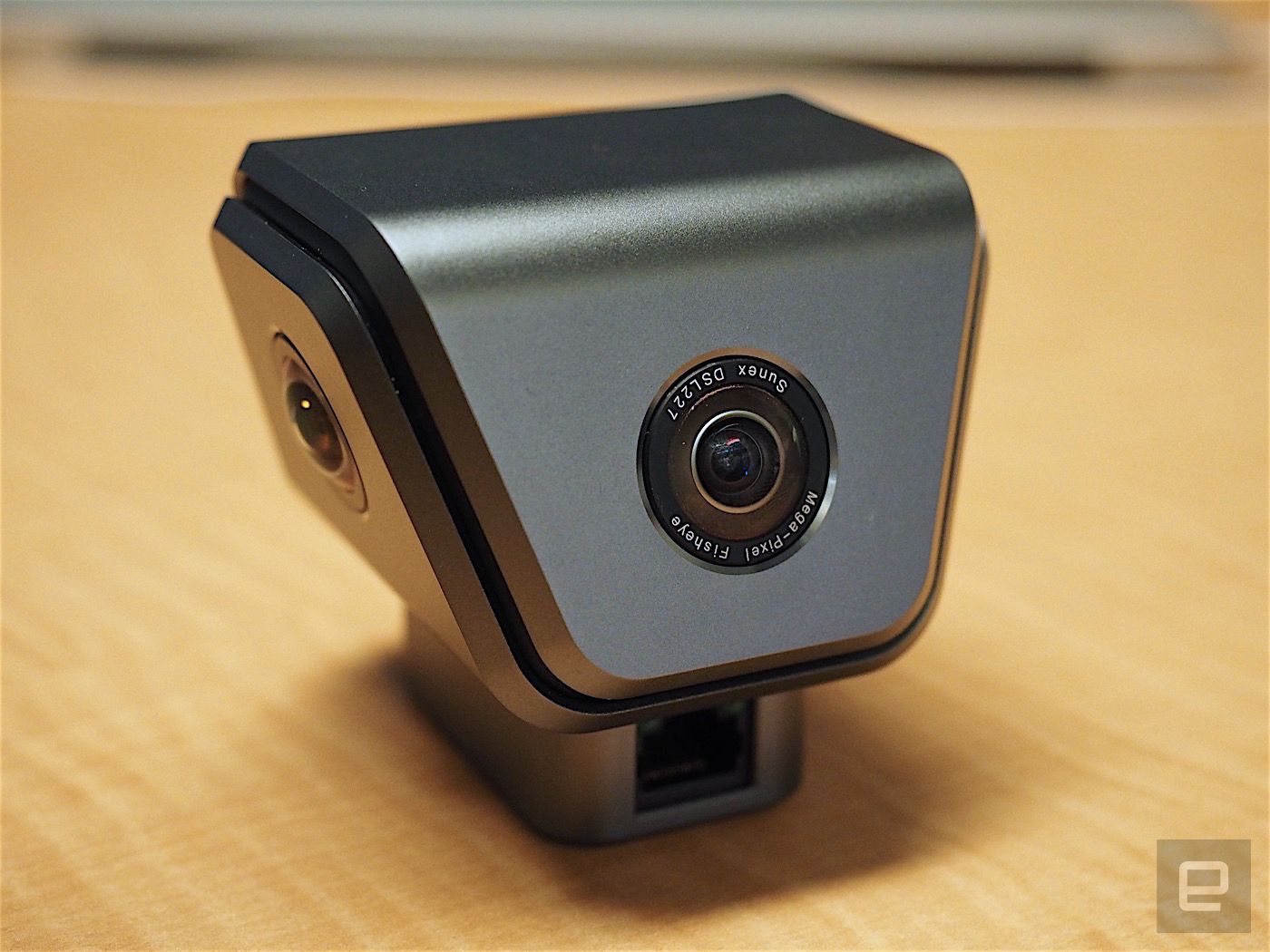 The Orah 4i camera makes live 360-degree videos a reality