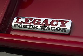 Legacy Power Wagon