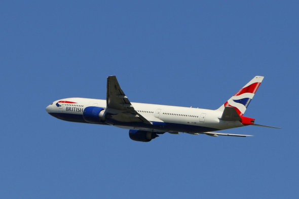 passengers warned after mers virus found on ba flight
