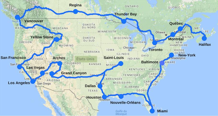 «Sam fait rouler»: le projet d'un Français tétraplégique pour un «road trip» à travers 16 pays, dont...