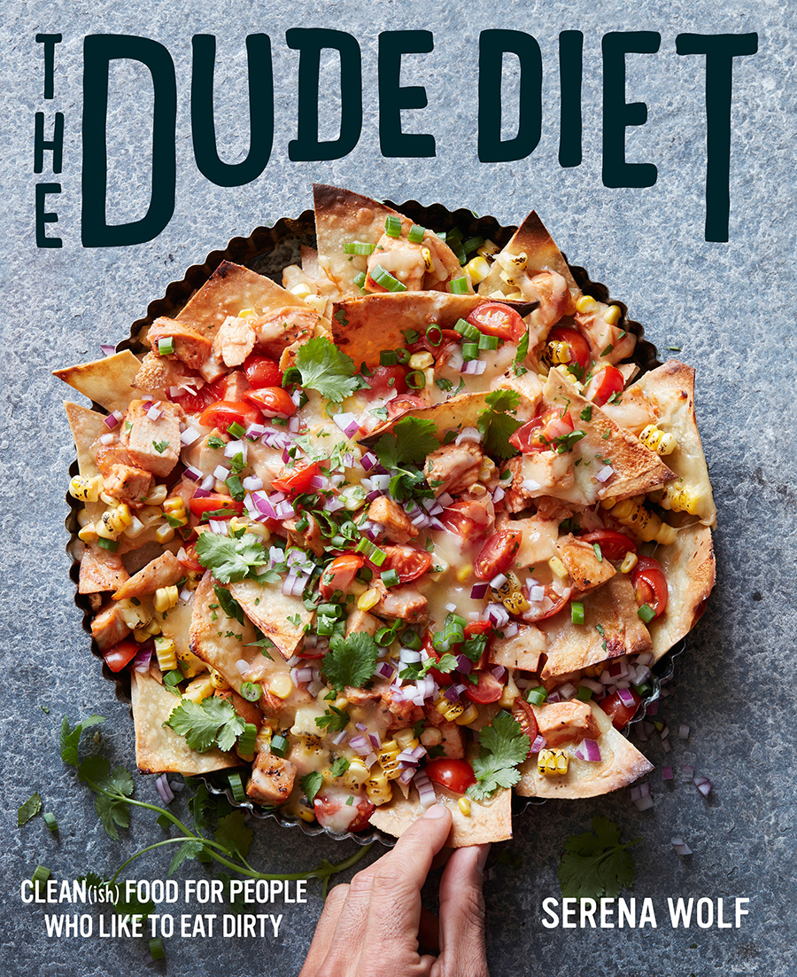 The Dude Diet by Serena Wolf