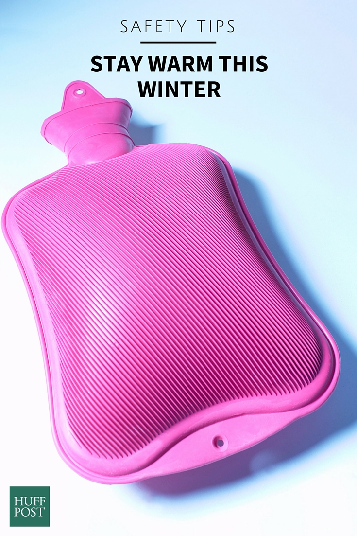 How To Stay Warm Safely (And Inexpensively) This