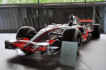 2007 McLaren-Mercedes MP4-22